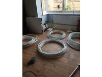 Underfloor Maincor 16mm Water Heating Pipes - 4 Various lengths