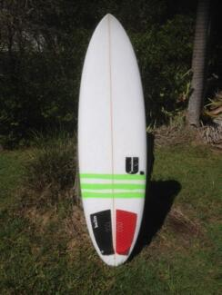 Surfboard 6'0 Underground Surf Noosa Performance All Rounder Weyba Downs Noosa Area Preview