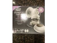 Tommee Tippee Electric breast pump Excellent Condition