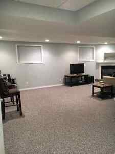 AVAILABLE May 11  2017 until August 31 2017 Lower Level of house