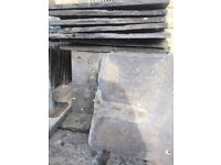 Concrete Roofing Tiles - Free (used)