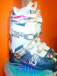 Bottes de skis Nordica Fire Arrow F3 305 mm taille 8 femme neuf