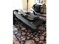Nordictrack T18.0 treadmill for sale cost £1200 new - ready for collection - open to offers