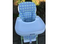 Cosatto High Chair with lots of features