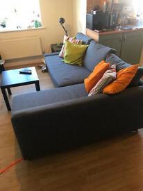 Superb Friheten Corner Sofa Bed. Just One Year Old.
