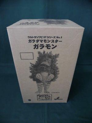 President Japan Ultra Q Ultra Soft Vinyl ST Series No. 1 Garamon From Japan F/S