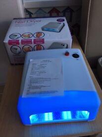Estelle Professional Range Nail Dryer