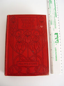 Antique Book – Uncle Tom's Cabin, Mrs. H. B. Stowe