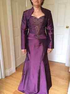 Andy Anand Couture formal dress  (sm)