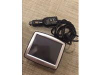 TOMTOM ONE UK W/ CAR CHARGER