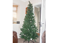 6ft Christmas Tree with stand.