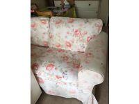Free Ikea Ektorp Three Seat Sofa - good condition