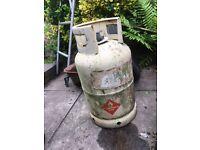 Empty Butane Gas Bottle 13kg - £15