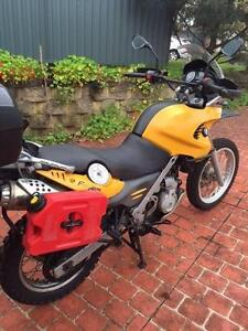 """BMW F650 GS - """"Old Yella"""" Epping Ryde Area Preview"""