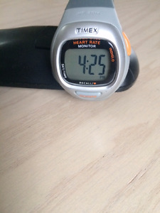 TIMEX  Mid-Size Personal Trainer Heart Rate Monitor Watch