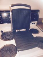 Grille pain panini Breville