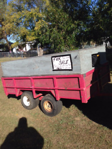 Hunting Trailer