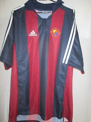 Djurgardens 2001-2002 Away Football Shirt Size XL /16049 image