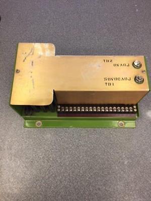 Westinghouse 108p460 Generator Control Unit 946f285-6
