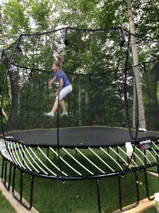 Trampoline Spingfree