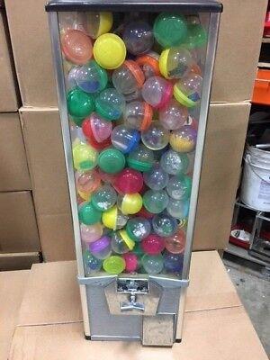 2 Capsule Toy Vending Machine 2 Inch Vendor W Over 225 Toys Aa Northwestern