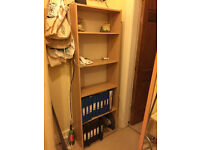 Tall Billy Bookcase with 5 Shelves (£5)