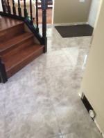 Tile repair and installation