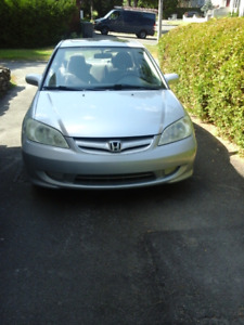2005 Honda Civic EX Berline