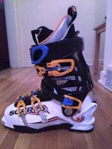 Back Country Ski Boot -- Scarpa Maestrale RS
