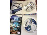 Epic Mickey I n II for Wii