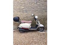 Boatian Monza moped for sale **