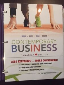 Business Textbooks for sale