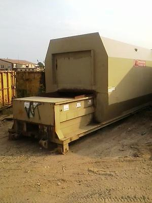 Roll-off Ptr 30 Yard Self Contained Compactor With Power Pack