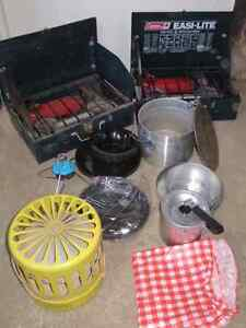 Poeles de camping et accessoires