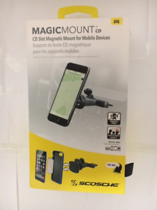 Scosche Magic Mount - Magnetic Mount for Mobile Device