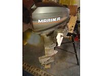 MARINER 9.9 HP outboard 2 stroke