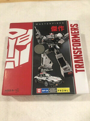 "HASBRO TRANSFORMERS MASTERPIECE PROWL MP-04 (TOYS""R"" US EXCLUSIVE) - VERY RARE!"