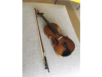 3/4 size violin (ideal for beginner)
