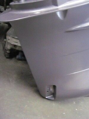 """Used, OEM YAMAHA F200, F225, F250 HP  OUTBOARD 25"""" LOWER UNIT Dual Water pick up for sale  Suffolk"""