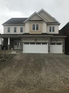 Brand New 4 Bedroom Home For Rent In Caledonia!