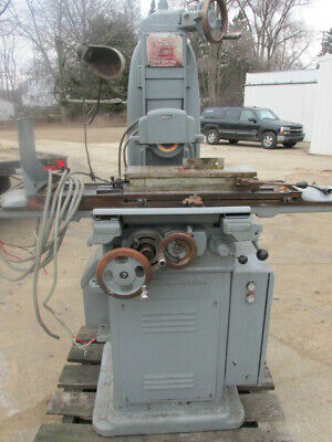 Brown Sharpe No. 2l Power Surface Grinder