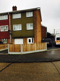 lovely large clean 3 bedroom house for rent! off street parking for 3 cars!!