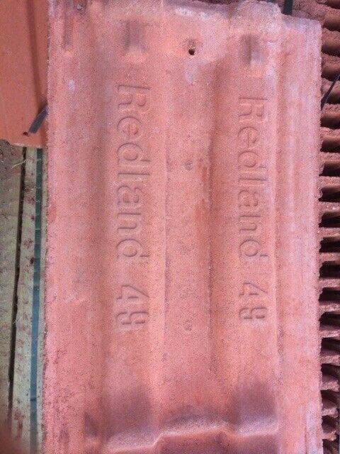 Redland 49 Roof Tile Terracotta In Hebburn Tyne And Wear Gumtree