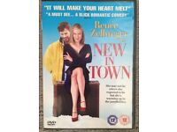 DVD NEW IN TOWN VGC
