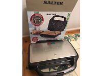 Salter Deep Filled Sandwich Toastie Machine £15