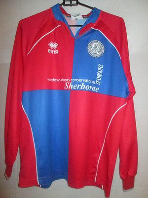 Aldershot 2007-2008 Home Football Shirt Size Extra Small /20109 image
