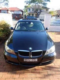 2008 BMW 320i Executive Auto Sedan, Sunroof & Innovation Package Strathfield Strathfield Area Preview
