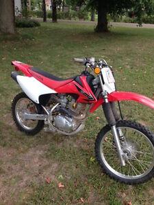 Honda 150 CRF Bike