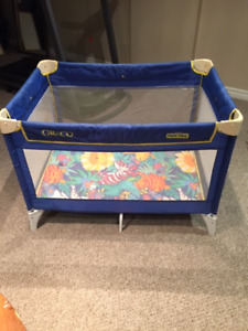 Graco Push and Play Playpen