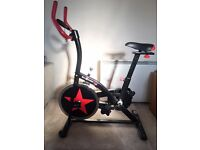 Rev Extreme S100 exercise bike - Excellent condition.
